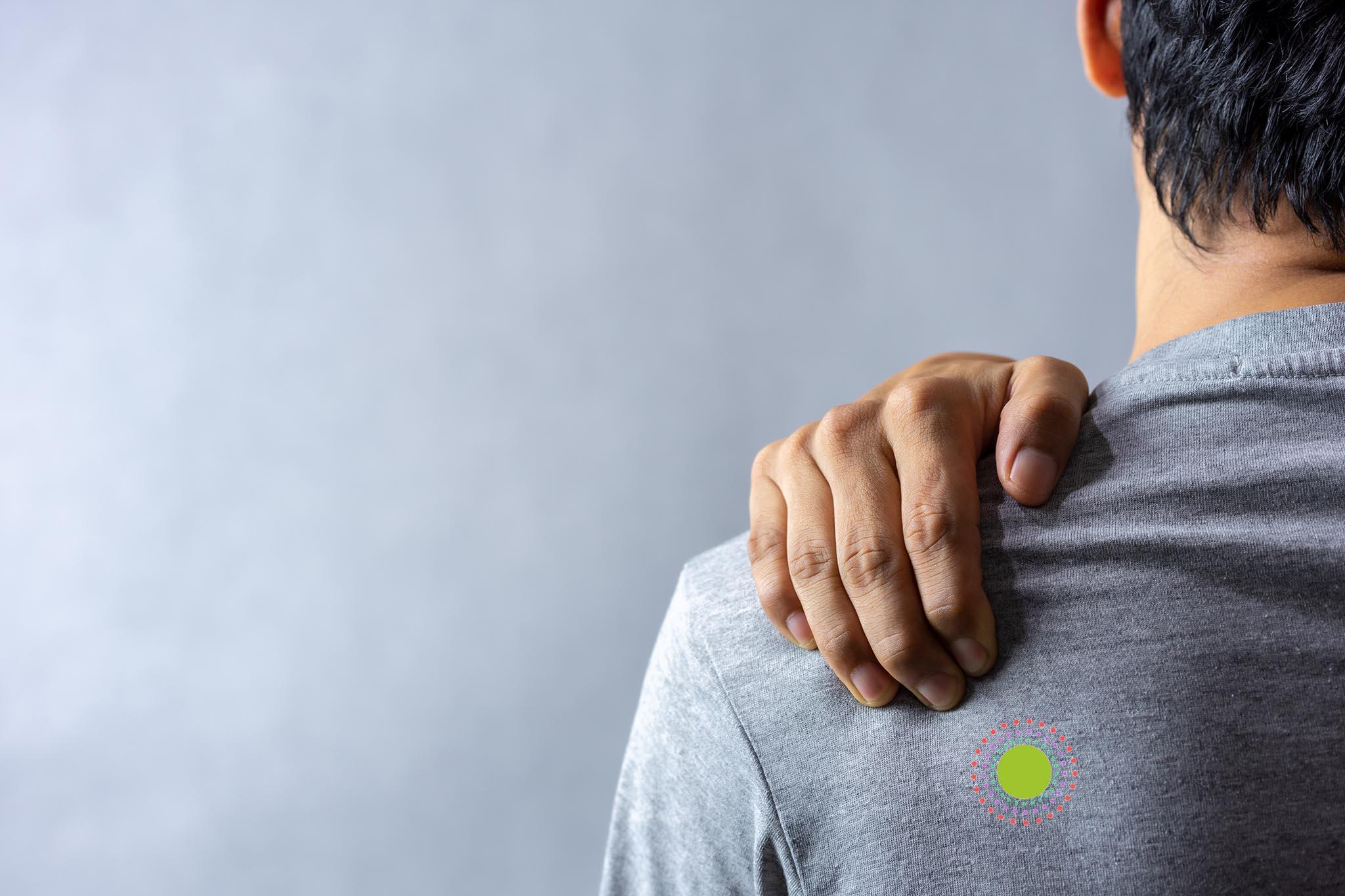 comra shoulder pain image